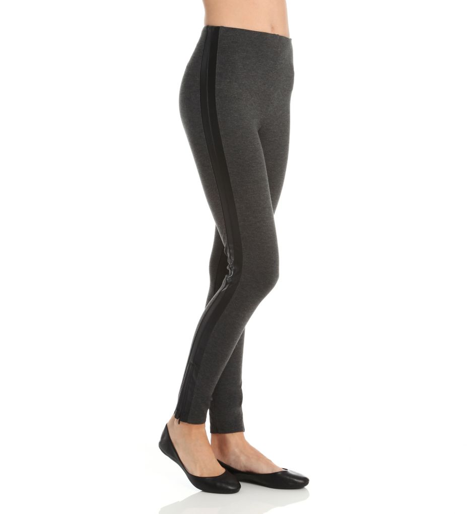 Lysse Leggings Alina Faux Leather Insert Legging 1337