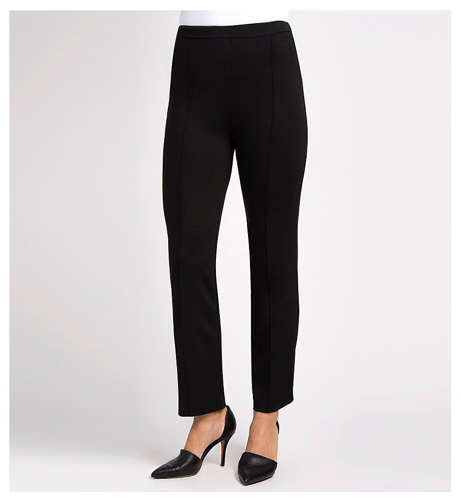 Lysse Leggings Ponte Crop Trouser 1397