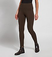 Lysse Leggings Center Seam Ponte Shaping Pant 1519
