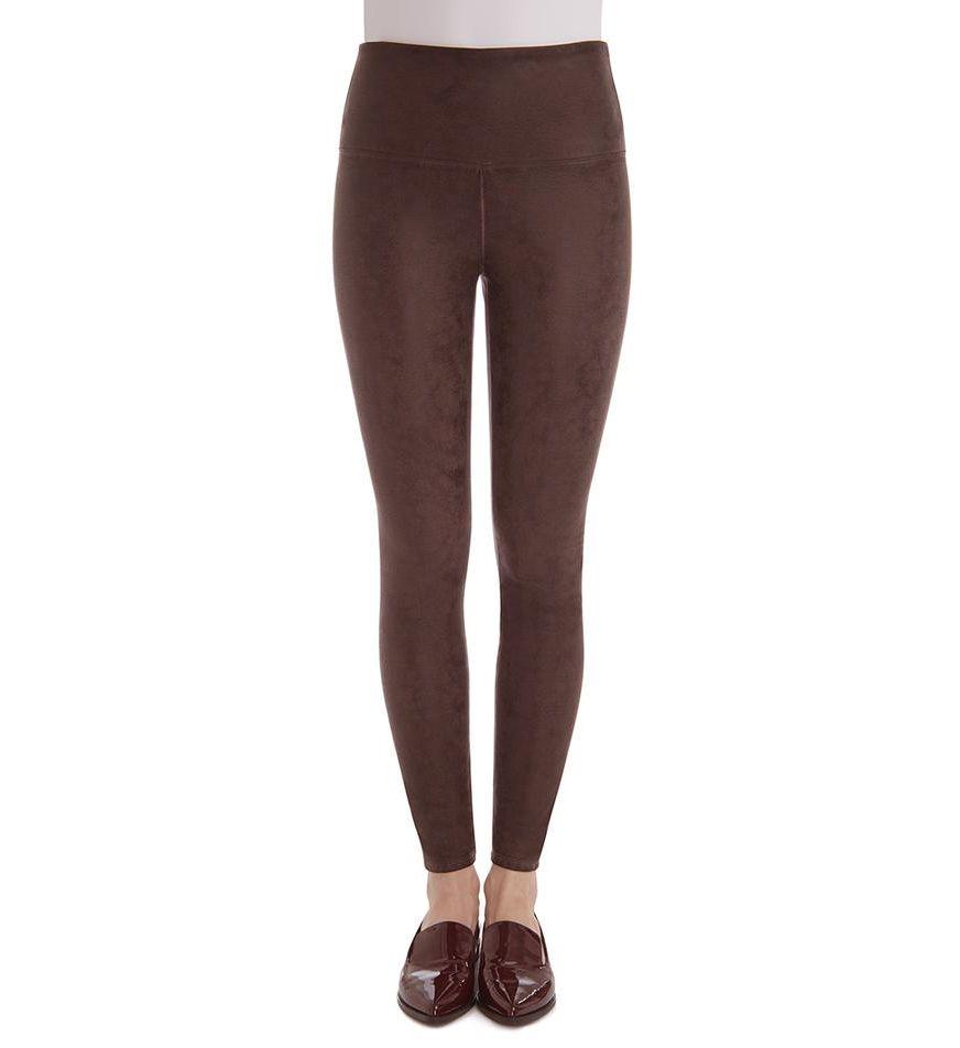 Lysse Leggings Vegan Leather Shaping Legging 1717
