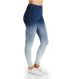 Lysse Leggings Ombre Toothpick Denim Shaping Legging 2559