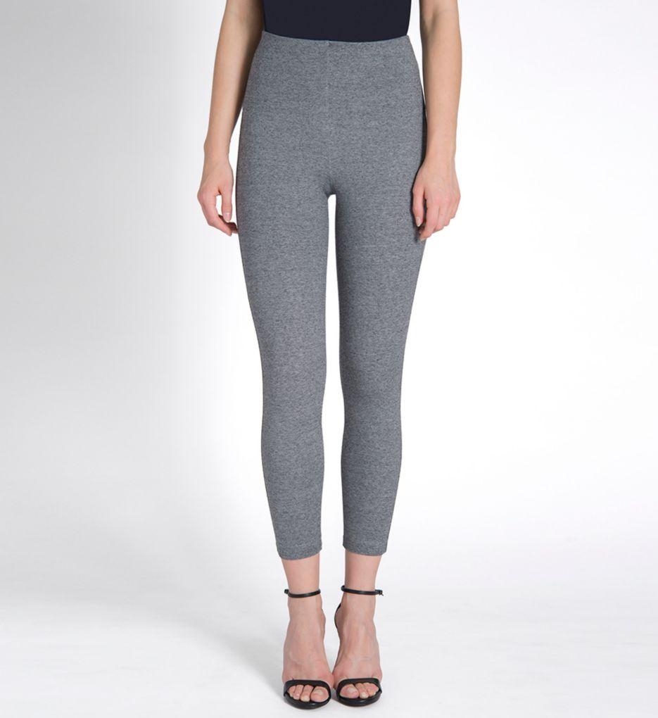 Lysse Leggings High Waist Back Zip Crop Pant 5255
