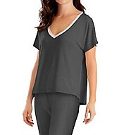 Maidenform Santorini Evening Dolman Top and Legging PJ Set MFS7860