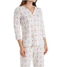 Maidenform Holiday Fleece Pajama Set MFW7881