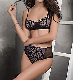 Mapale Glamour Bra and Panty Set 8316