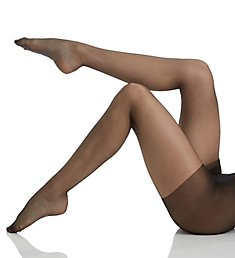 MeMoi Ultra Sheer Bare Control Top Tights MM-200