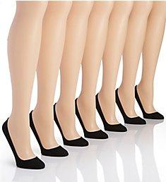 MeMoi Cotton Liner Socks - 7 Pack MP-051