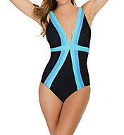 Miraclesuit Spectra Trilogy Wireless One Piece Swimsuit 6502552