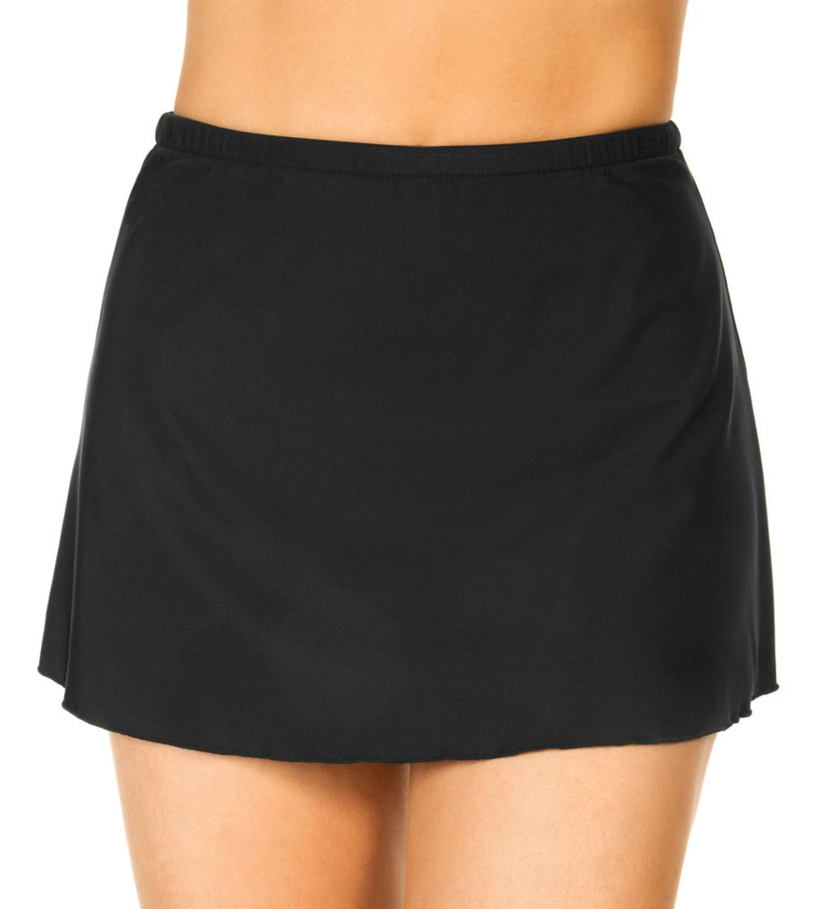Miraclesuit Solid Basic Skirted Swim Bottom 6503002