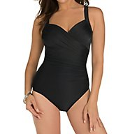 Miraclesuit Must Haves Sanibel Underwire One Piece Swimsuit 6503063