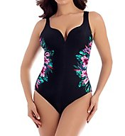 Miraclesuit Tahitian Temptress Soft Cup One Piece Swimsuit 6511530