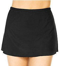Miraclesuit Solid Basic Skirted Swim Bottom 6513002