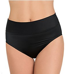 Miraclesuit Fold Over Brief Swim Bottom 6513102