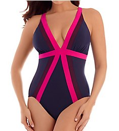 Miraclesuit Spectra Trilogy Soft Cup One Piece Swimsuit 6513252