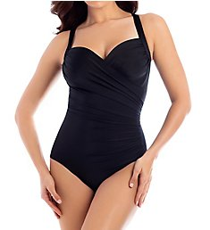 Miraclesuit Sanibel DD-Cup Underwire One Piece Swimsuit 6513363