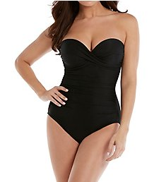 Miraclesuit Rock Solid Madrid Underwire One Piece Swimsuit 6516657