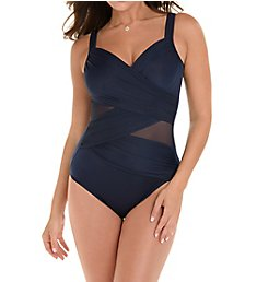 Miraclesuit Network Madero Underwire One Piece Swimsuit 6516665