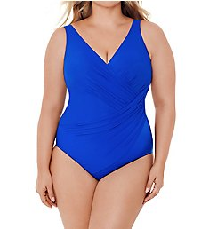 Miraclesuit Plus Size Must Have Oceanus One Piece Swimsuit 6519088