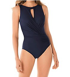 Miraclesuit Rock Solid Arden Wireless One Piece Swimsuit 6523072