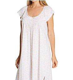 Miss Elaine Silky Knit Short Gown 204411