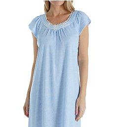 Miss Elaine Cottonessa Short Sleeve Short Gown 248817