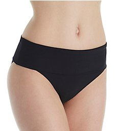 Miss Mandalay Icon Fold Over Brief Swim Bottom IC06FB
