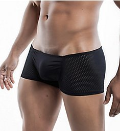 MOB Eroticwear Micromesh Pouch Trunk MBL36