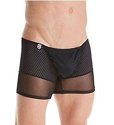 MOB Eroticwear Micromesh Pouch Hammock Boxer Brief MBL37