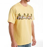 Newport Blue Coastal Cruise Cotton T-Shirt NB-S151