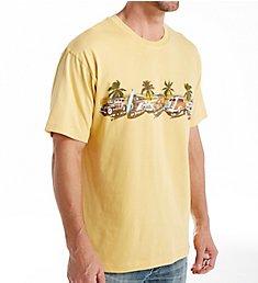 Newport Blue Coastal Cruise Cotton T-Shirt NB-S151