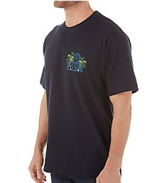 Newport Blue It's Five O'Clock Cotton T-Shirt NT-D250