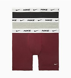 Nike Everyday Cotton Boxer Briefs - 3 Pack KE1001