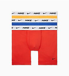 Nike Everyday Cotton Boxer Briefs - 3 Pack KE1001