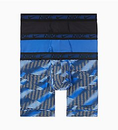 Nike Flex Max Stretch Boxer Briefs - 3 Pack KE1028
