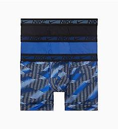 Nike Flex Max Stretch Trunks - 3 Pack KE1029