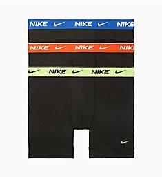 Nike Everyday Stretch Boxer Briefs w/ Fly - 3 Pack KE1107