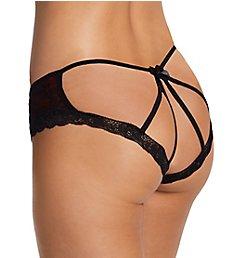 Oh La La Cheri Cage Back Lace Panty 2028