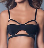 Oh La La Cheri Bandage Push-Up Bra 4204