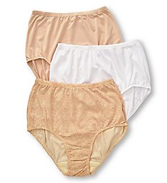 Olga Without A Stitch Micro Brief Panty - 3 Pack 23173J