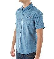O'Neill Emporium Check Short Sleeve Woven Shirt 6104001