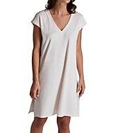 P-Jamas Butterknits V-Neck Cap Sleeve Nightgown 327660