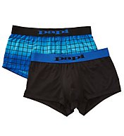 Papi Microflex Geo Performance Trunks - 2 Pack 626179