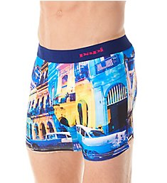Papi Digital Print Quick Dry Boxer Brief 626719