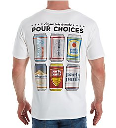 Party Pants Pour Choices Party T-Shirt PM201198