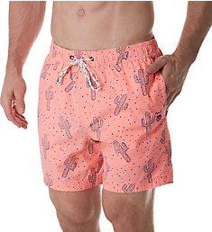 Party Pants Space Cactus Swim Trunk PR201167