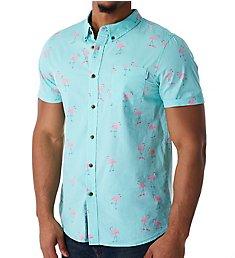Party Pants Cruiser Short Sleeve Woven Shirt PS191091