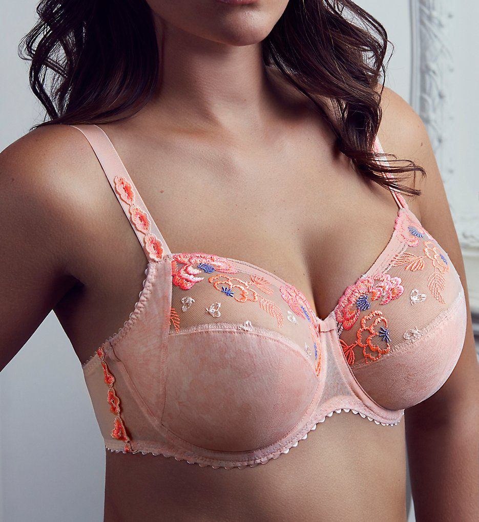 Prima Donna Madam Butterfly 3 Part Full Cup Underwire Bra 016-2730