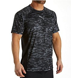 Puma Vent Short Sleeve Graphic T-Shirt 515164