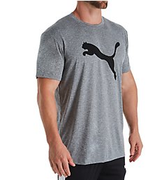 Puma Heathered Speed Cat T-Shirt 518382