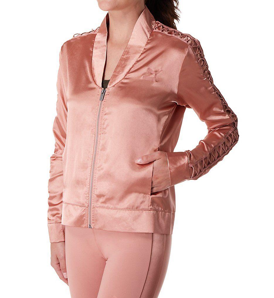 Puma Satin T7 Fashion Jacket 575059